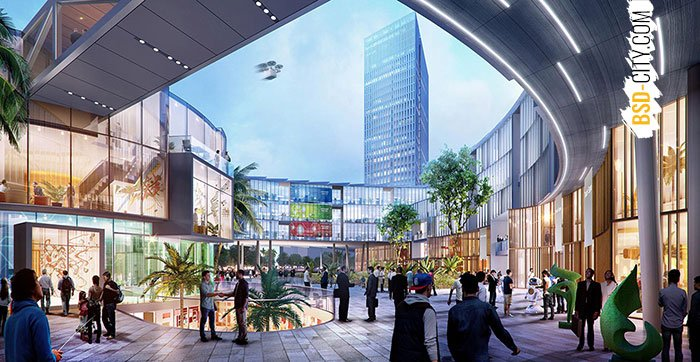 BSD City Smart Digital City