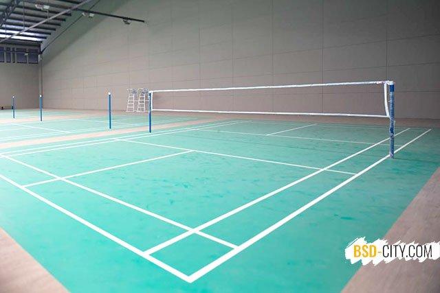 Badminton Court Quantis Signature BSD