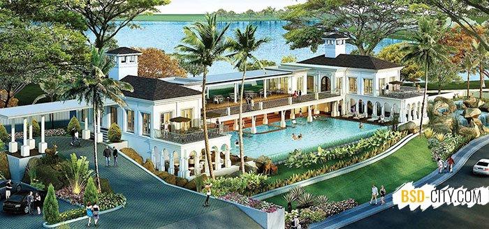 Club House Vanya Park BSD