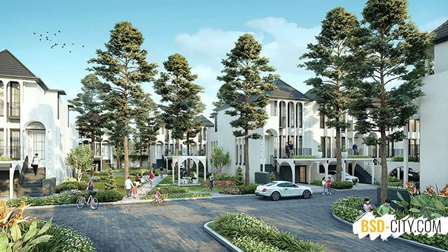 Cluster Aether Greenwich Park BSD