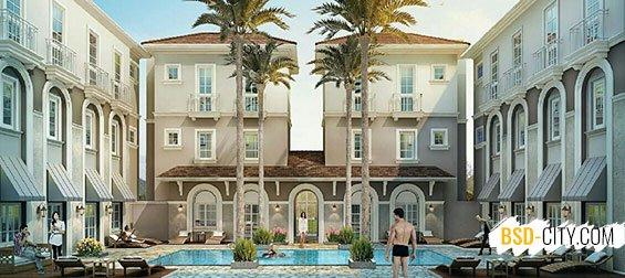 Courtyard Living Alesha BSD