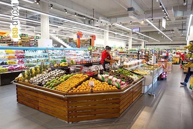 Daily Supermarket Quantis Signature BSD