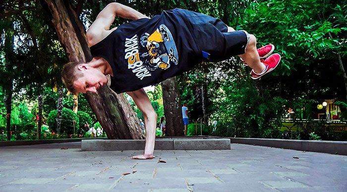 Dancing Park Vanya Park BSD