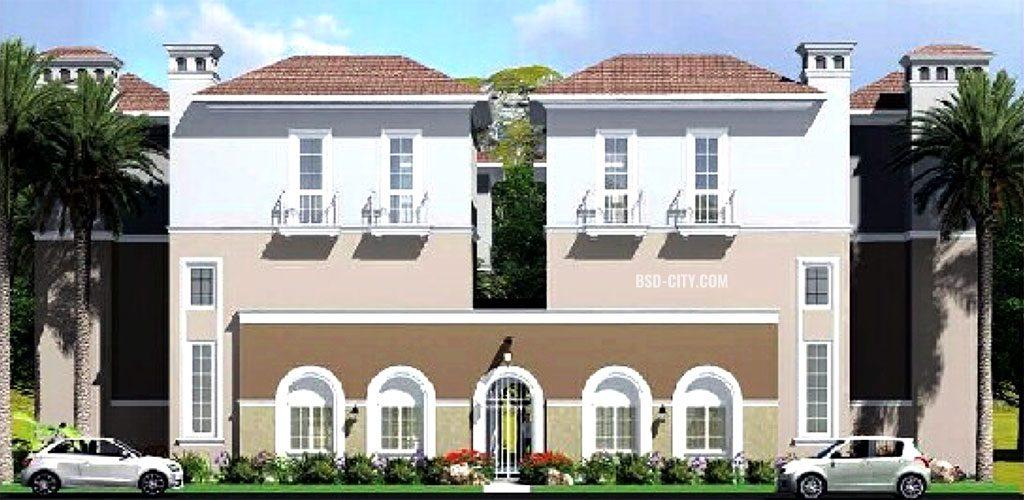 Fasad Luar Alesha House