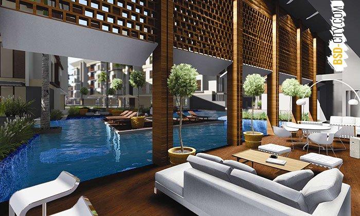 Grand Lounge Asatti BSD