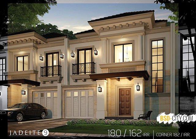 Jadeite BSD Rumah Lebar 9