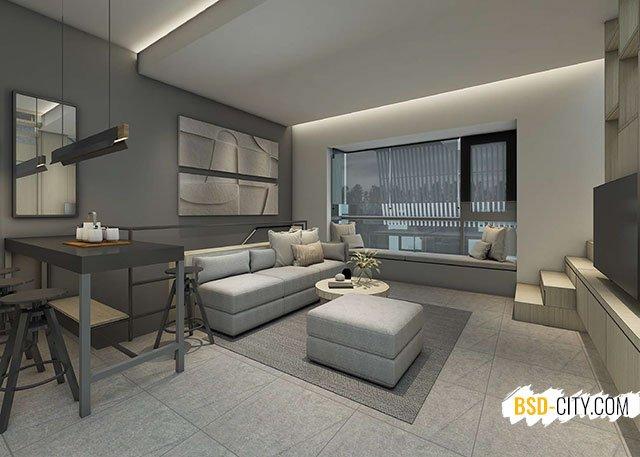 Living Room Impresahaus BSD