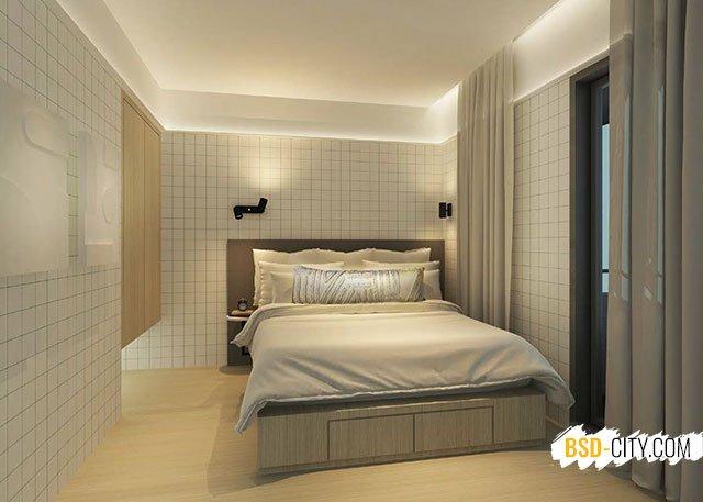 Master Bedroom Impresahaus BSD