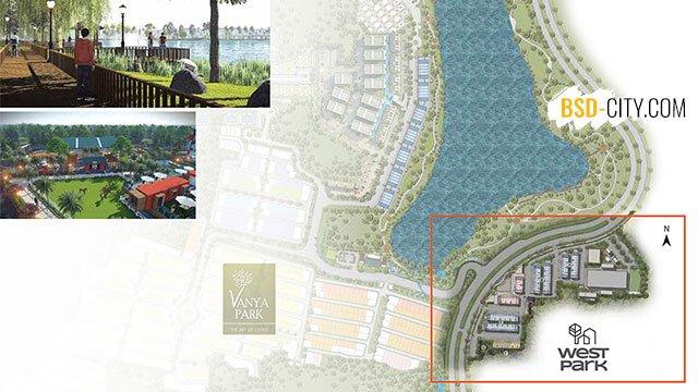 Masterplan West Park BSD