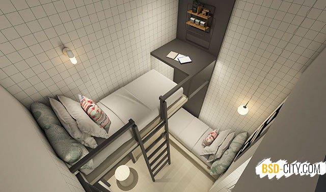 Ruang Tidur Anak Impresahaus BSD