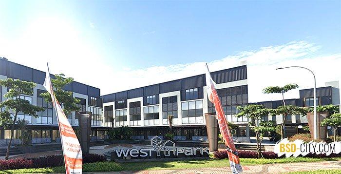 Ruko West Park BSD