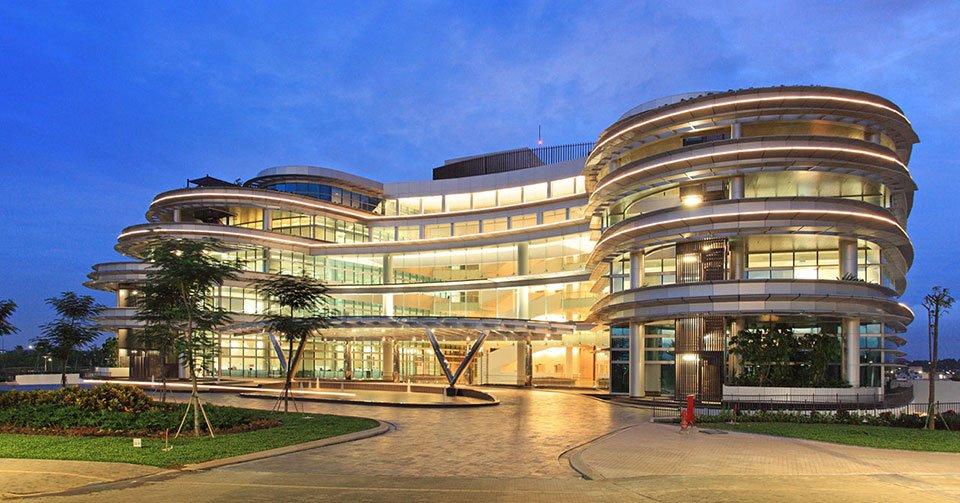 Kantor Pusat Sinarmas Land