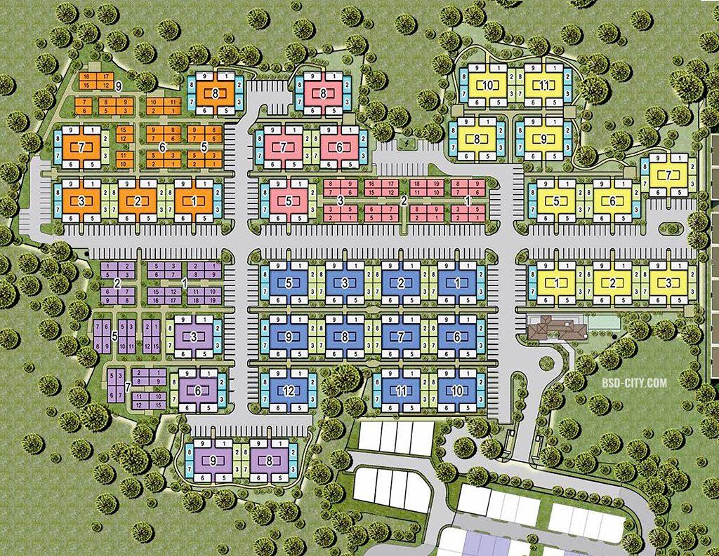 Site Plan Alesha House