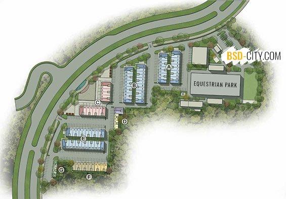 Site Plan West Park BSD