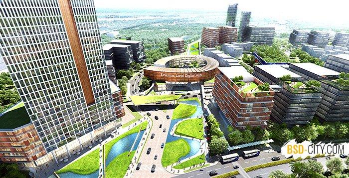 Smart Digital City BSD