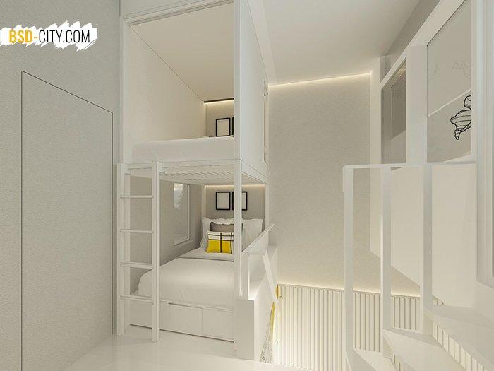 Tempat Tidur Inspirahaus Tabebuya BSD