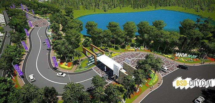 Vanya Park BSD
