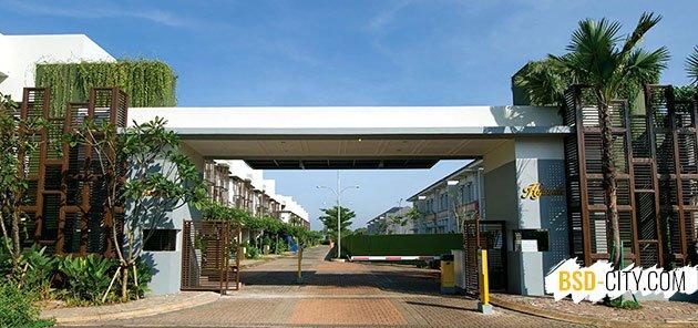 Whelford BSD Main Gate
